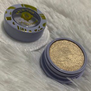 "Colourpop X Halo Top Eyeshadow ""Extra Sprinkles"""